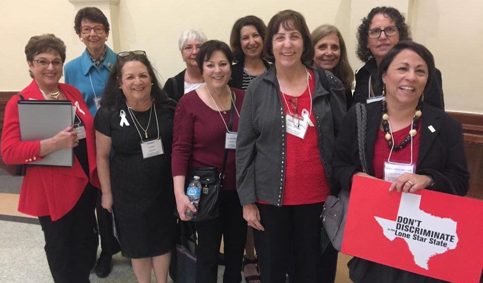National Council of Jewish Women Austin Section » Public Affairs